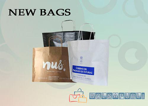 NewBags Bolsas de Papel
