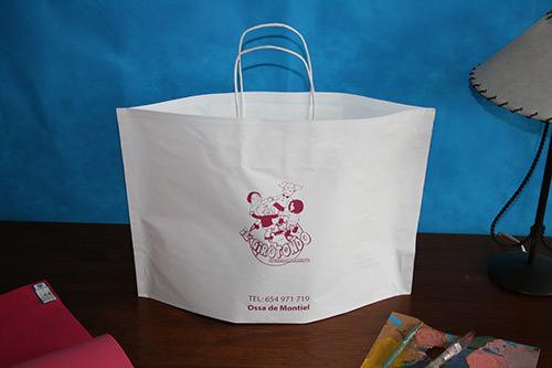 bolsas de papel en sevilla con tu logo