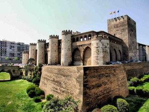 bolsas de papel impresas en Zaragoza castillo