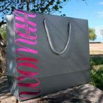 ¿Como hacer una bolsa de papel de lujo?