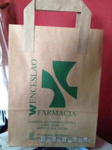 prohibición bolsas de plastico favorece a las de papel
