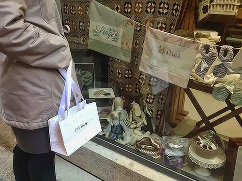 donde comprar bolsas de papel lujo