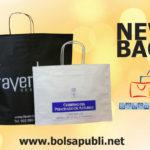Ofertas y nuevos modelos en bolsas de papel en diciembre