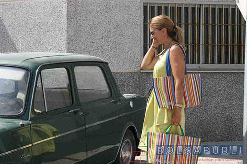 bolsas de lujo personalizadas de colores