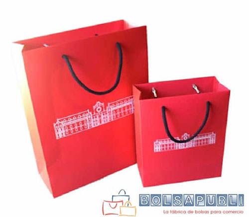 bolsas de lujo personalizadas con tu logo