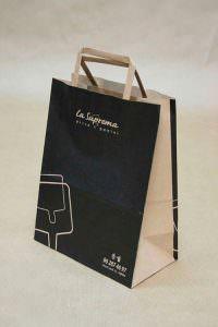venta de bolsas de papel impresas