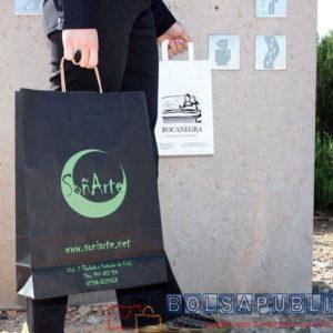 Bolsas con Logotipo