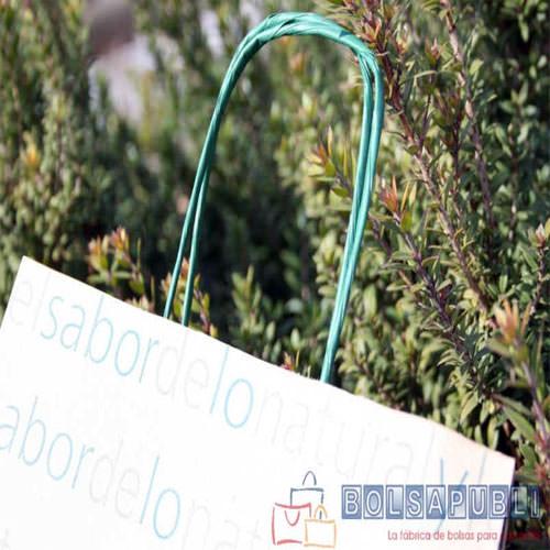 bolsas de papel personalizadas para comercio