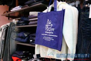 comprar bolsas de tela urgentes