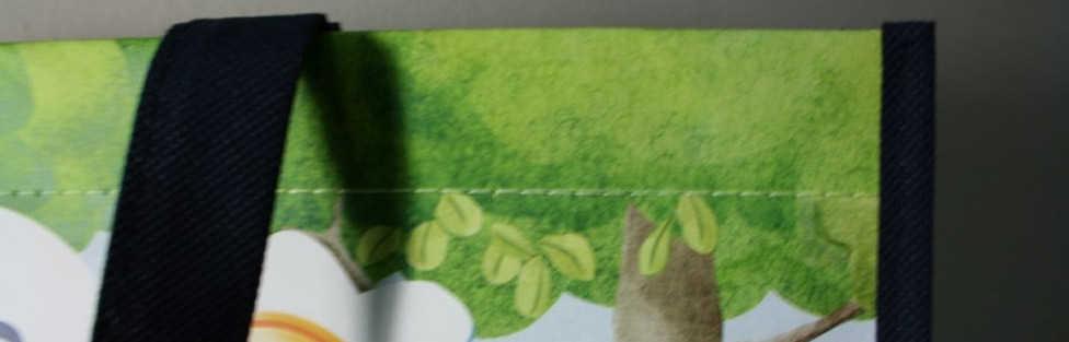 Bolsa de papel impresas