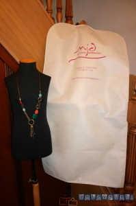 Fundas de tela para trajes