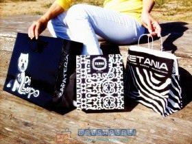 bolsas de diferentes tipos