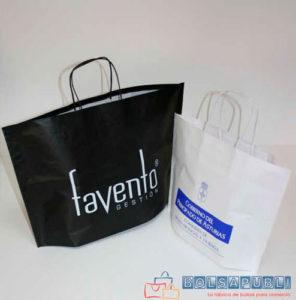 bolsas de papel impresas economicas