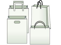 Materiales para bolsas