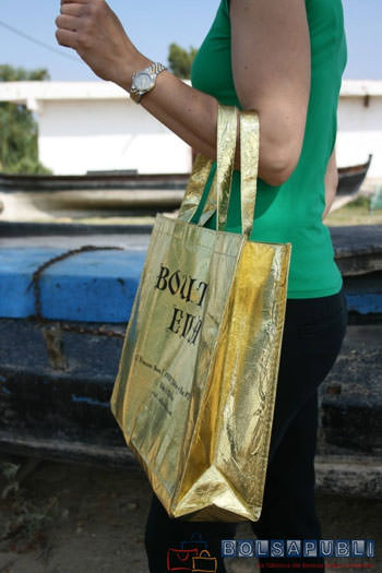 bolsas de tela impresas online