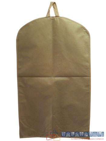 bolsas de tela impresas porta trajes