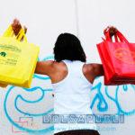 Material TST: Tela Nonwoven ideal para bolsas publicitarias