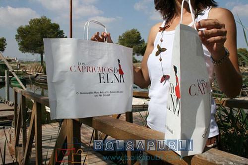 bolsas de papel personalizadas modelo new bag