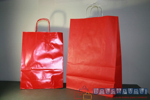 bolsas de papel personalizadas con tu marca