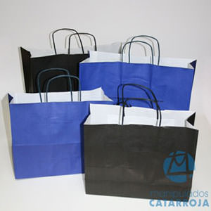 bolsas de papel personalizadas a medida