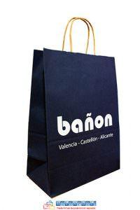 Bolsa Papel con Logo 2