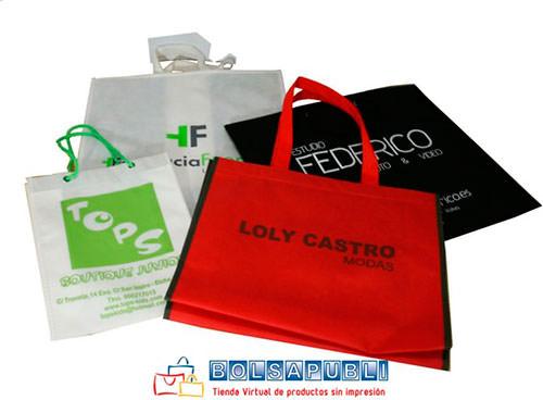 bolsas de tela impresas con logo 1