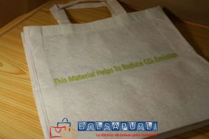 bolsas de tela personalizadas con logo