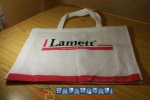 bolsas de tela personalizadas blancas