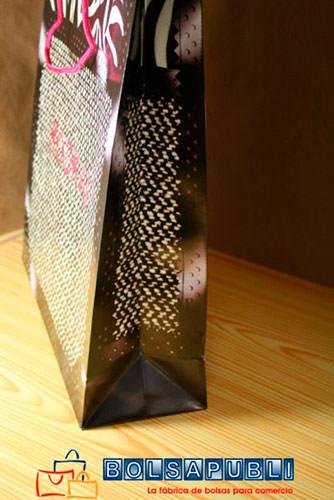 bolsa de papel personalizada con logo 3