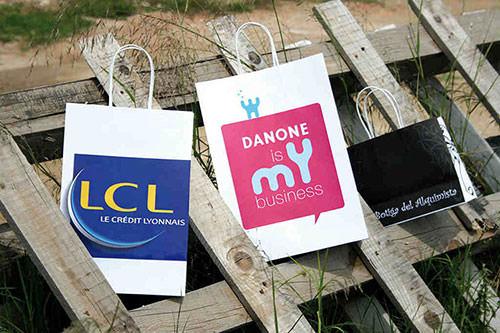 precio bolsas de papel con tu logo
