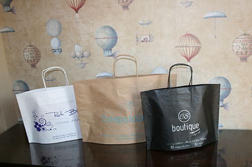 precio bolsas de papel modelo newbags