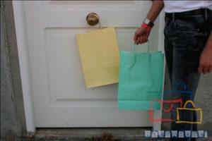 Mejor bolsa de papel colores 3