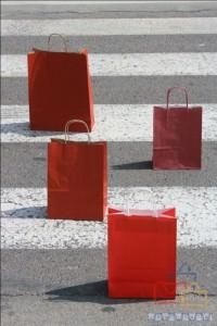 Mejor bolsa de papel rubi rizadas