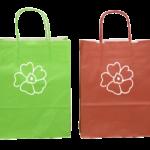 Bolsas de papel impresas que mejoran tu comercio