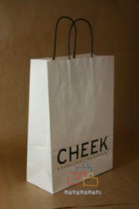 Bolsas de Papel Fabricadas Automaticamente