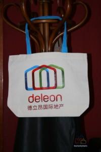 Bolsas de Tela de Regalo Con Logo