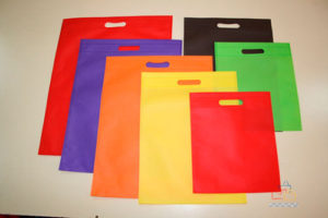 bolsas de papel regalo