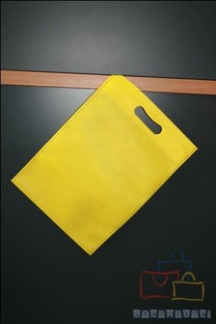 Bolsas de Tela Amarillas