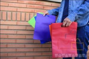 Bolsas de Tela Colores