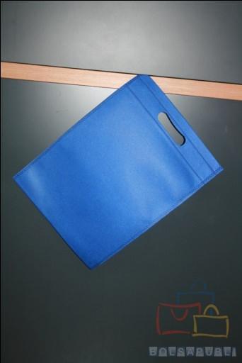 Bolsas de Tela Azules