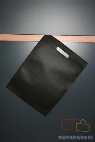 Bolsas de Tela Negras