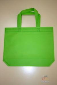 Bolsas de Tela Verde