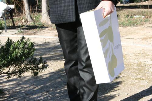 Bolsas Publicitarias olivo paseo