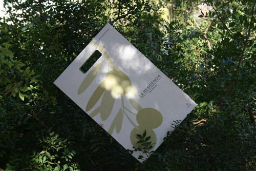 Bolsas Publicitarias rama de olivo