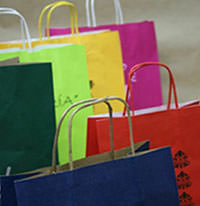 productos bolsas de papel