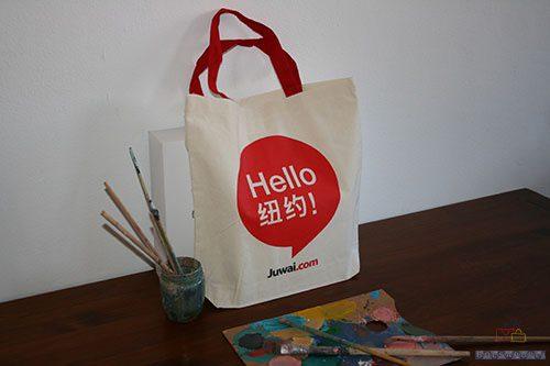 Bolsas de Tela Personalizadas con Logotipo