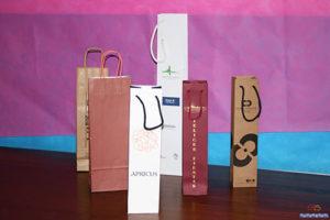 bolsas de papel para botellas modelos