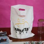 Bolsas de Plástico Impresas Pequeña Cantidad