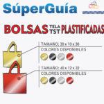 Guía Bolsas de Tela Plastificadas