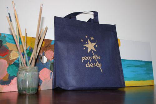 Bolsas de Tela con Logo deseo